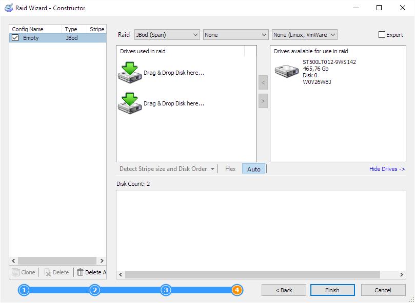 Recovering deleted * VMDK file on the VMFS disk  ESX server
